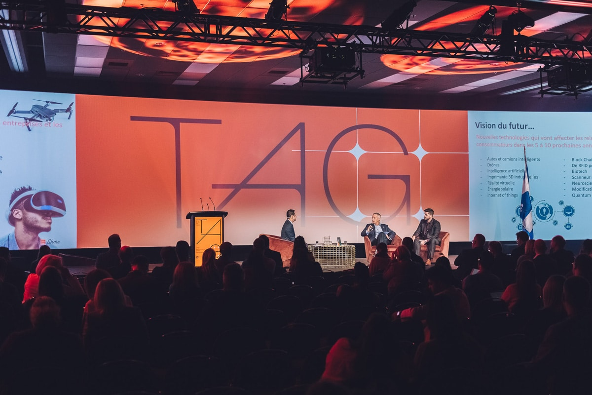 Conference at TAG - commerce in the digital age